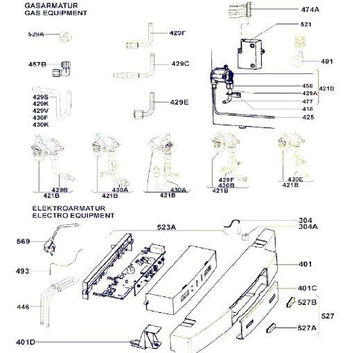 rm8551 armature